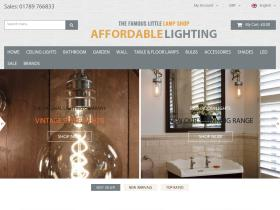 Affordable Lighting Coupons