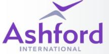 Ashford International Parking Coupons