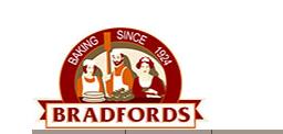 Bradfords Coupons