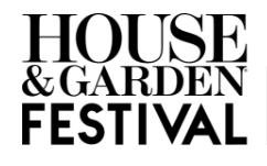 House & Garden Festival Coupons