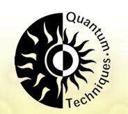 Quantum Techniques Coupons