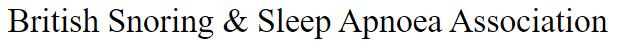 British Snoring & Sleep Apnoea Association Coupons