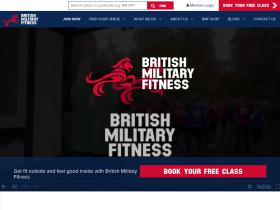 British Military Fitness Coupons