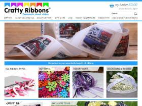 Crafty Ribbons Coupons