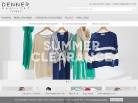 Denner Cashmere Coupons