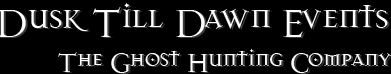 Dusk Till Dawn Events Coupons