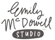 Emily Mcdowell Studio Coupons