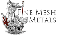 Fine Mesh Metals Coupons