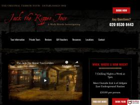 Jack The Ripper Tour Coupons