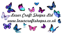 Laser Craft Shapes Coupons