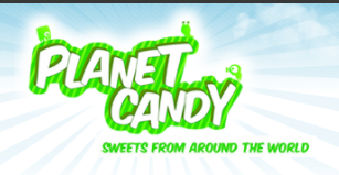 Planet Candy Coupons