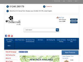 Silkcraft Coupons
