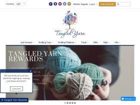 Tangled Yarn Coupons