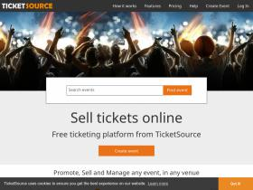 Ticketsource Coupons