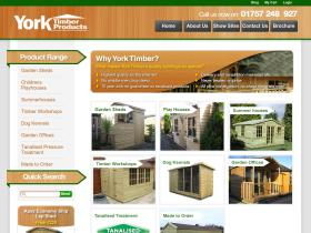York Timber Products Coupons